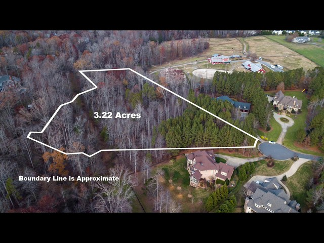 3022 Cowhorn Branch Court 19 Waxhaw, NC 28173 Lot For Sale