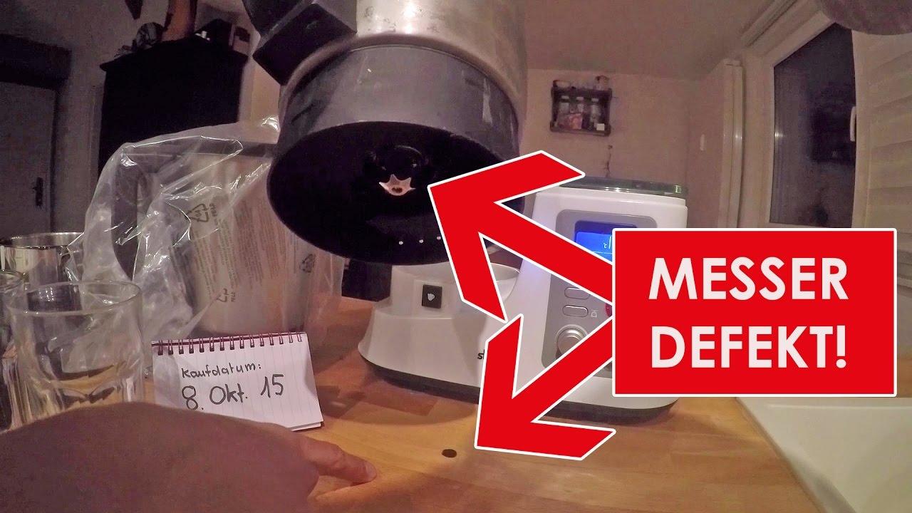 Messer Defekt Garantieschaden Wie Gut Ist Der Kundendienst Youtube