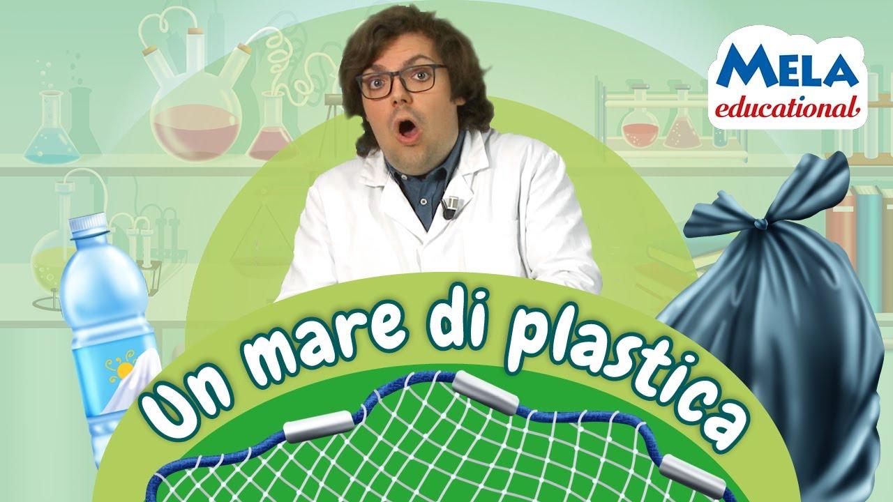 Download Mare di plastica - Renato lo scienziato Educational @MelaMusicTV