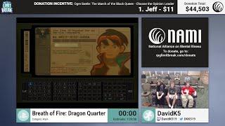 Breath of Fire: Dragon Quarter by DavidK5 (RPG Limit Break 2017 Part 24)
