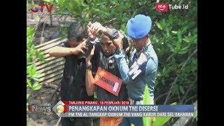 Video Oknum TNI Disersi Berhasil Ditangkap Setelah 2 Hari Kabur dari Tahanan - BIP 14/02 download MP3, 3GP, MP4, WEBM, AVI, FLV Agustus 2018