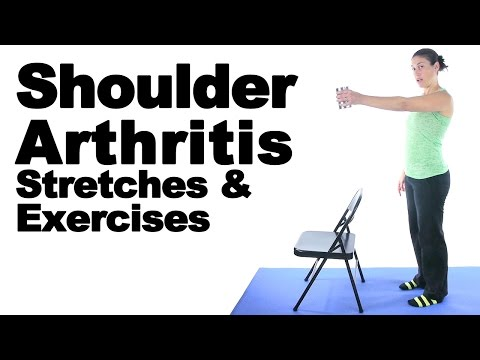 Shoulder Arthritis Stretches & Exercises Ask Doctor Jo