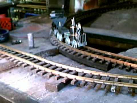 "Echtdampf Lokomotive / Live Steam Lokomotive ""Pepper"" I,G (45mm)"