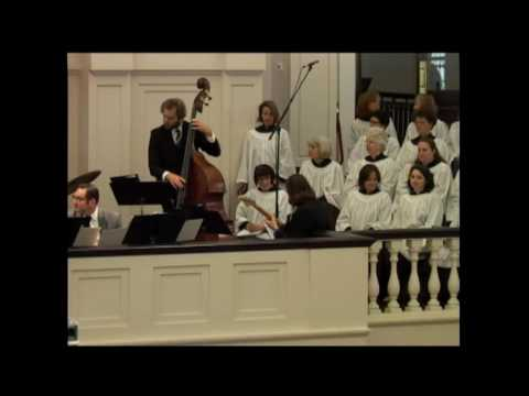 Jazz Eucharist at the 10 a.m. service May 22 at St. James's in Richmond, VA