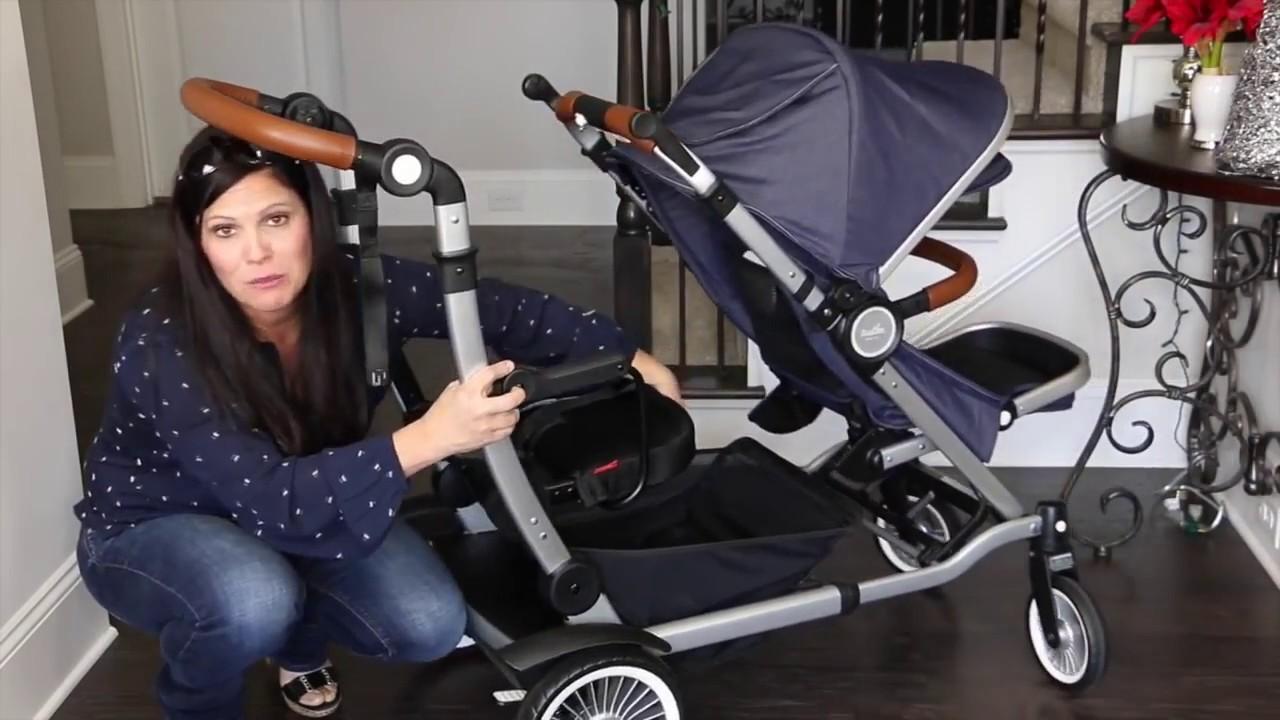 Austlen Entourage Double Baby Stroller Review