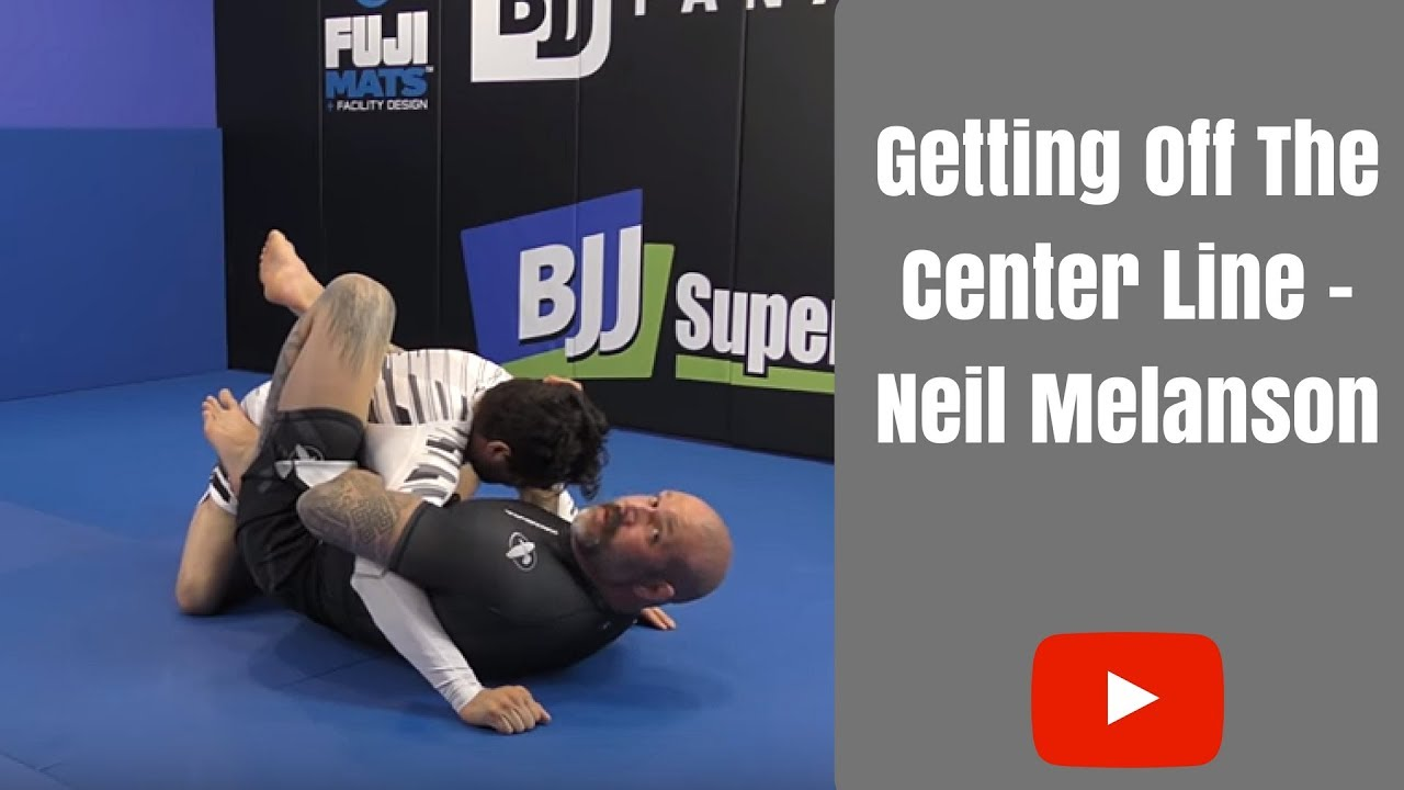 Neil Melanson and his Hidden Closed Guard – BJJ Fanatics
