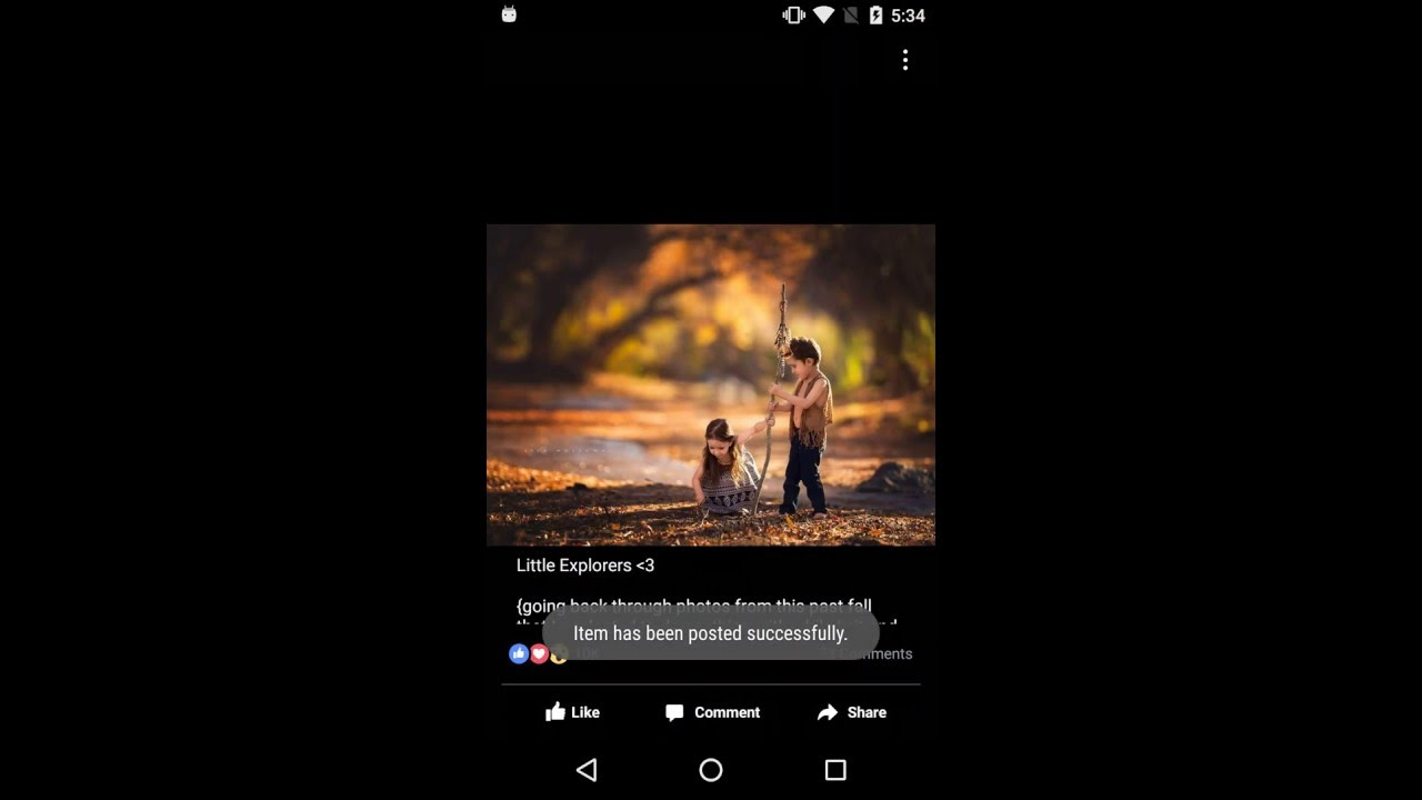 fb share external to chatifyapp youtube