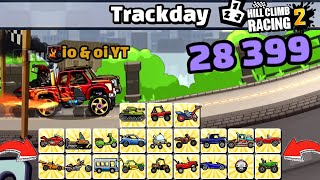 HILL CLIMB RACING 2  28399 Points in TRACKDAY