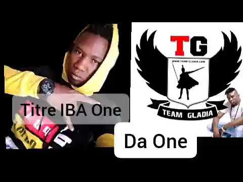 Team Gladia Da One son 2020 titre Iba One