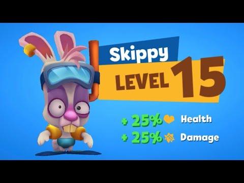 Scuba Skippy @ Level 15 || Zoo Battle Arena
