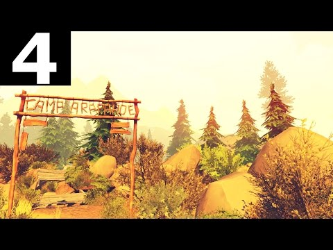 Firewatch Part 4 - Day 76 - Wapiti Meadow / Ruby River - Wal