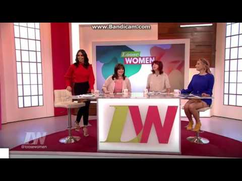 Loose Women with Christine Lampard - Thursday 13th April 2017