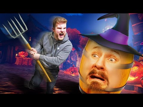 EXTREME PROP HUNT! | Witch It [Ep 2] |