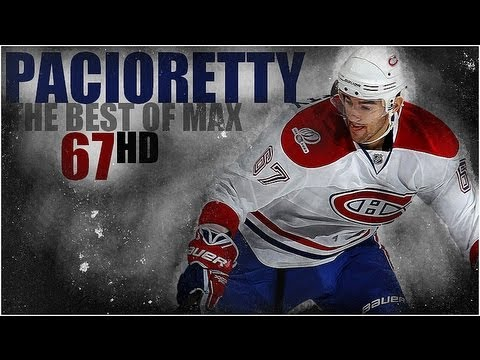 The Best of Max Pacioretty [HD]