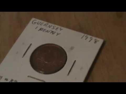 1998 Guernsey 1 penny
