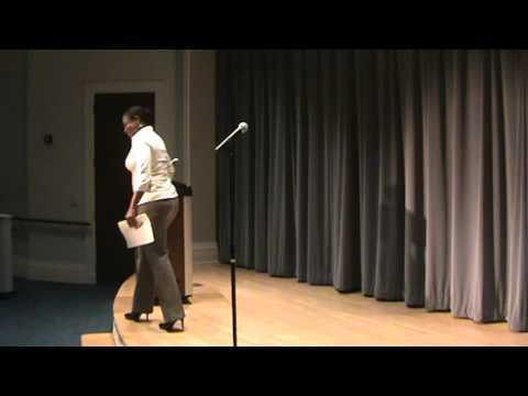 Full Poetry Laureate Program Recording