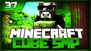 Minecraft Cube SMP - Episode 37 - Blowing Up the TNT Shop ( Minecraft The Cube SMP )