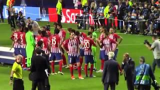 Atlético de Madrid - Winner of UEFA Super Cup 2018 in Tallinn