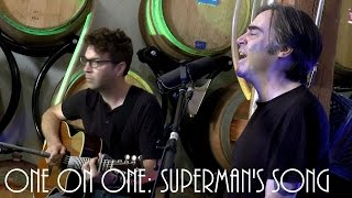 ONE ON ONE Brad Roberts of Crash Test Dummies Superman s Song 8 12 16 City Winery New York