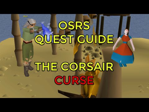 OSRS - The Corsair Curse - YouTube