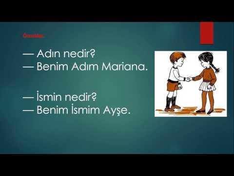 турки познакомиться