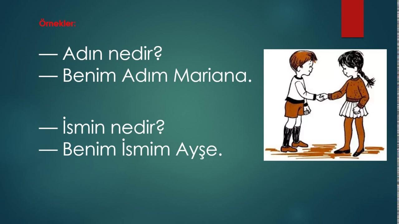 Не знакомлюсь по турецки