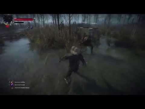[MOD] Witcher 3 E3DodgeSystem