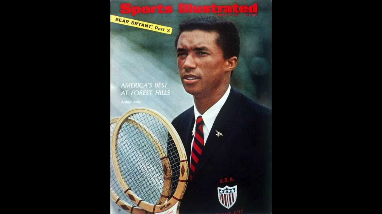 Unsung Black Progressive Civil Rights Leaders Arthur Ashe Rough