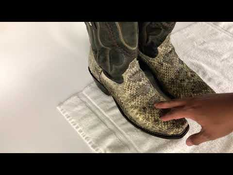 Rattlesnake Boots Durability And What To Do the First Day You Get Them