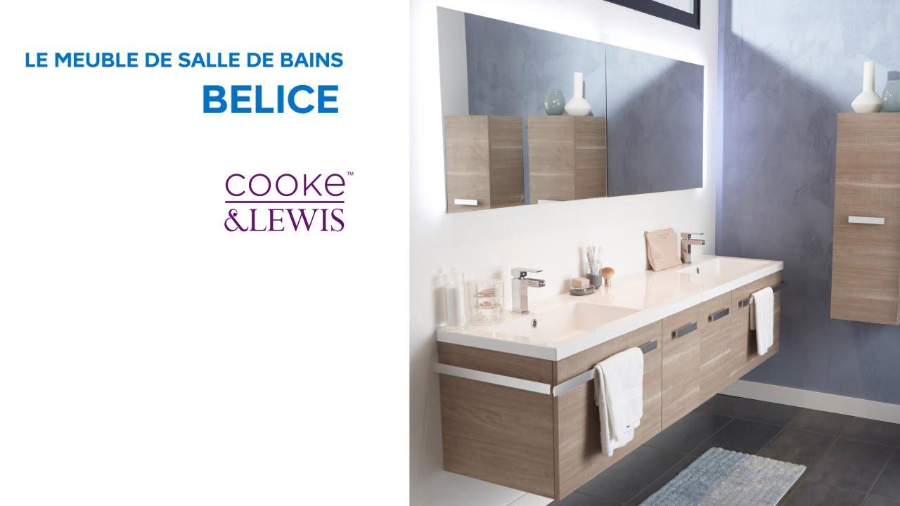 Meuble De Salle De Bains Belice Cooke Lewis 648739 Castorama Youtube