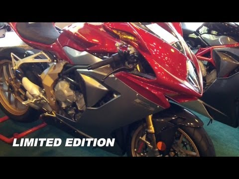 2013 MV AGUSTA F3 Serie Oro (Special, Limited Edition) Italian Superbike