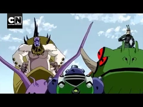 Meet Gutrot | Ben 10 | Cartoon Network