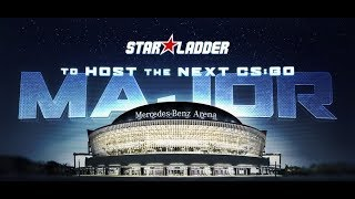(AO VIVO) Starladder Berlin Major 2019