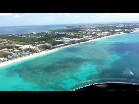 Helicopter Flight in Grand Cayman