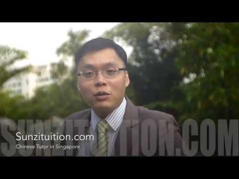 Ace Your Child's Chinese with Sun Zi Tuition | Singapore Private Tutor