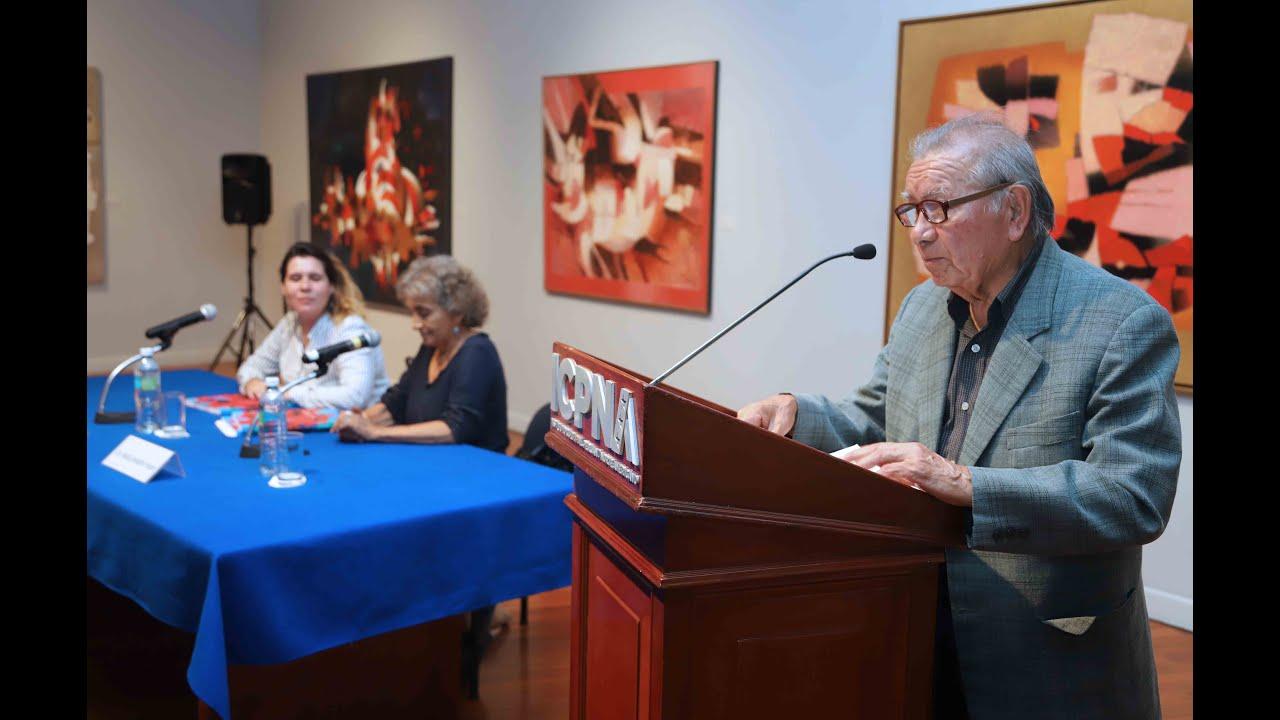 Presentación del libro de Enrique Galdos Rivas: COLOR, LUZ y FANTASÍA en el ICPNA Miraflores 2020