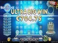 Reactoonz Slot - Two Ultra Big Wins In A Row!