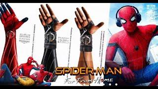 rEAL SPIDER MAN GLOVE!/ Перчатки ЧЕЛОВЕКА ПАУКА .  Как лазить по стенам?