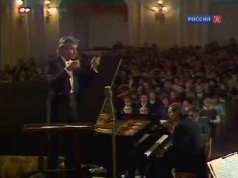 Grigory Sokolov - Rachmaninoff - Concerto N 3
