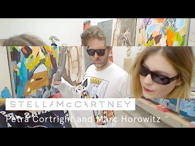 """"""" by Petra Cortright and Marc Horowitz for Stella McCartney's Double Act"