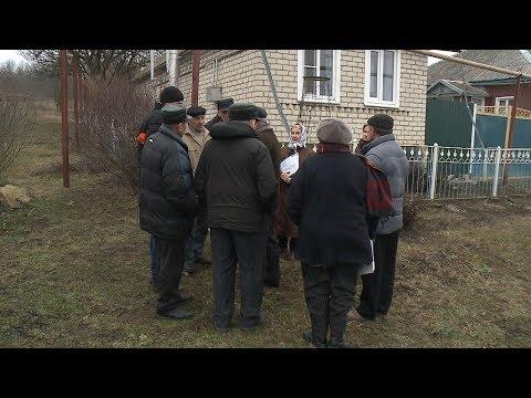 Жители Пелагиады жалуются на мошенничество газовиков