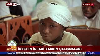 İDDEF'in Çalışma Yaptığı Ülkeler Konulu AkitTV Ropörtajı - Mehmet Turan