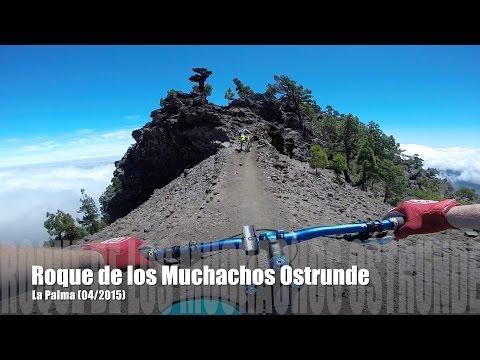 MTB-Trails - La Palma - Roque de los Muchachos Ostrunde