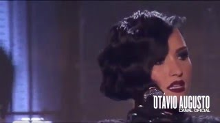 Demi Lovato   Confident Live at American Awards 2015