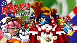 Givin' Mega Man Battle & Chase a Chance - Mega May 2018