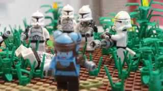 """Execute Order 66"" LEGO STAR WARS Episode III MOC [HD]"