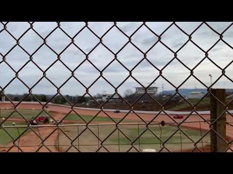 411 Motor Speedway 12-27-19 | Dustin Duncan