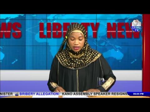 Liberty World News @6pm 6th July, 2017
