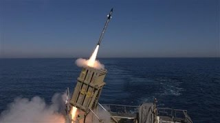 Israel Tests Ship-Based Iron Dome System