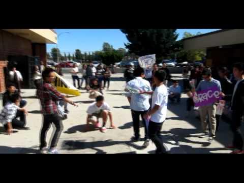 GAWHS : Flash Mob HC Asking